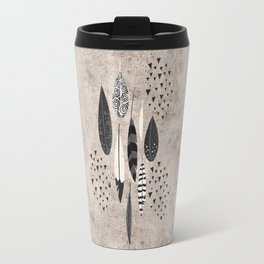Feathered Travel Mug
