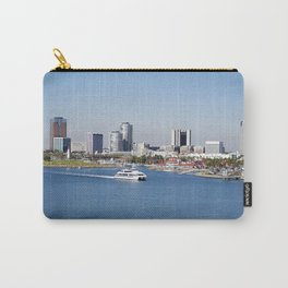 Shoreline Village in Long Beach, California Carry-All Pouch