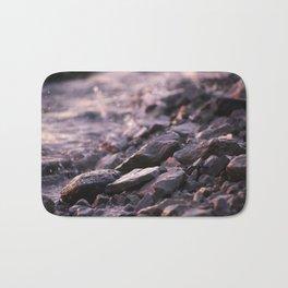 River Rocks I Bath Mat