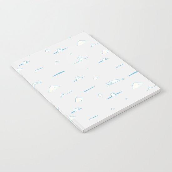 Polar Bear Hunting Notebook