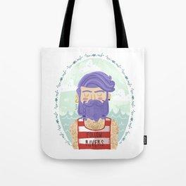 Follow Rivers Tote Bag