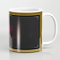 computer Mugs featuring COMPUTER CORNER. by capricorn