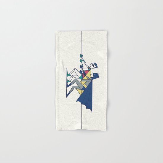 The POW! of love Hand & Bath Towel