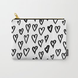 Hearts Pattern 01 Carry-All Pouch
