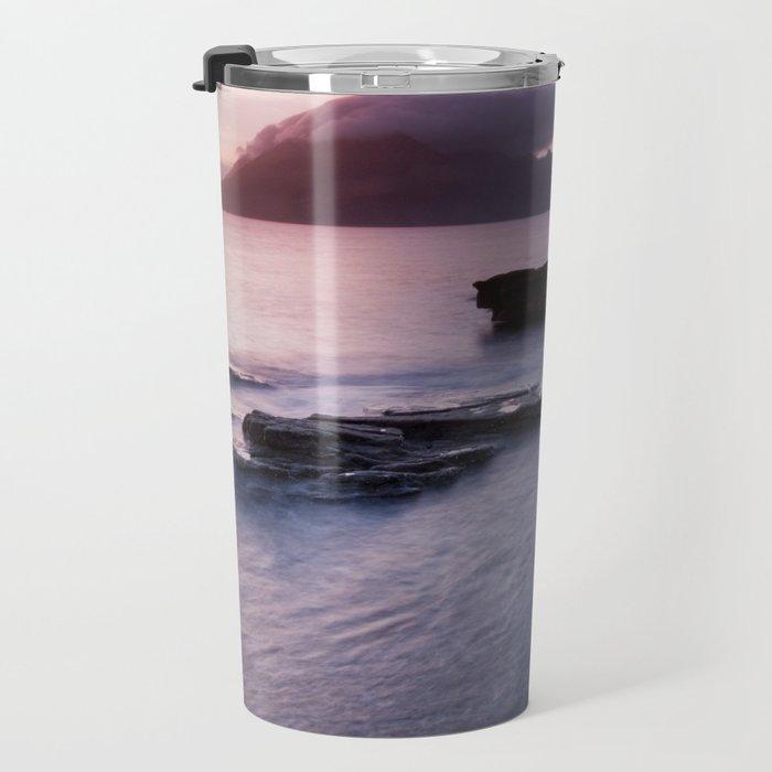 Elgol Beach IV Travel Mug