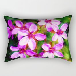 Spring Sweetness Rectangular Pillow