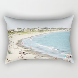 Galilee from Above Rectangular Pillow