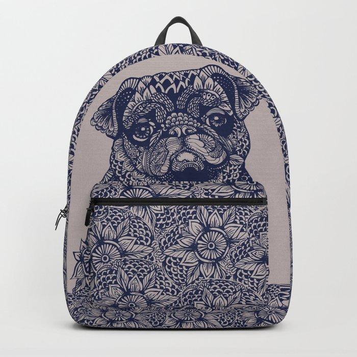 MANDALA OF PUG Backpack