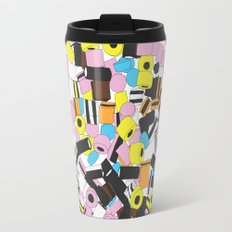 Lots of Liquorice Allsorts Travel Mug