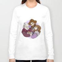 nori Long Sleeve T-shirts featuring Dori, Nori and Ori  by BlueSparkle