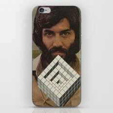 Hypercube iPhone & iPod Skin