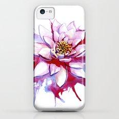 Bleeding Lotus Slim Case iPhone 5c