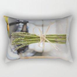 Asparagus Rectangular Pillow