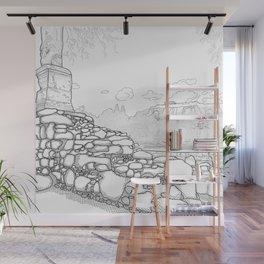 Athens, Greece Wall Mural