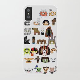 ABC3PO Episode II iPhone Case
