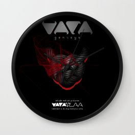 "Vaca - MP: ""Vaca - Genisys"" Wall Clock"