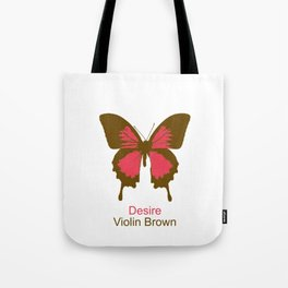 Ulysses Butterfly 8 Tote Bag