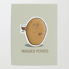 Mashed Potato Poster