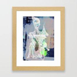 andro Framed Art Print