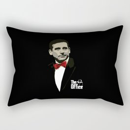 the godoffice Rectangular Pillow