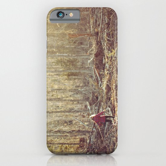 Forest Run iPhone & iPod Case