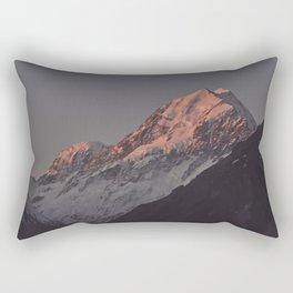 Mt. Cook Rectangular Pillow