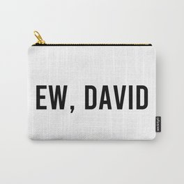 Ew, David Carry-All Pouch