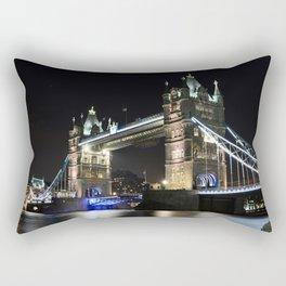 Tower bridge London Rectangular Pillow