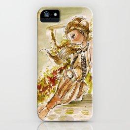 Mon Jardin-(Bora Aksu) iPhone Case