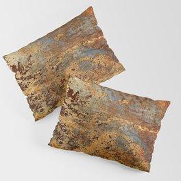 Beautiful Rust Pillow Sham
