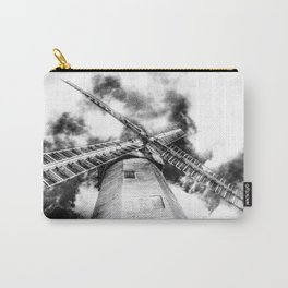 Upminster windmill Essex Art Carry-All Pouch