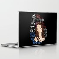 lana Laptop & iPad Skins featuring Lana by Aaron Cushley