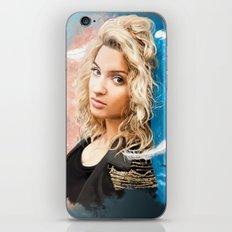Worth the Wait iPhone & iPod Skin