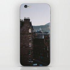 Edinburgh, Scotland iPhone & iPod Skin