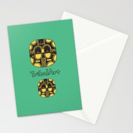 TribalArt Stationery Cards