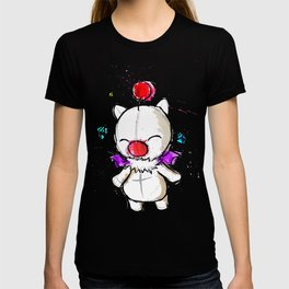 Watercolour Moogle  T-shirt
