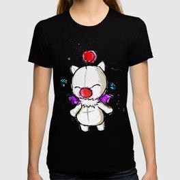 Watercolour Moogle  T-shirt