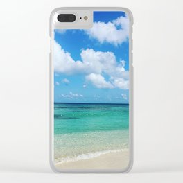 Irie Vibes Clear iPhone Case