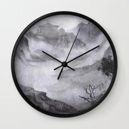 Rise of Renchak Palace Wall Clock