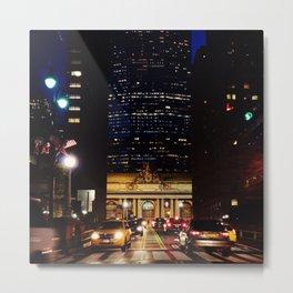 Midtown Manhattan Metal Print