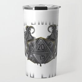 Awesome When the DM Smiles, It's Already Too Late Travel Mug