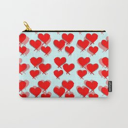 My Hearts Carry-All Pouch