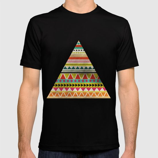 AZTEC TRIANGLE T-shirt