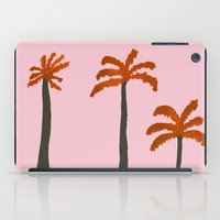 palms iPad Cases featuring Palms by Georgiana Paraschiv