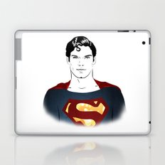 Superman Reeve Laptop & iPad Skin