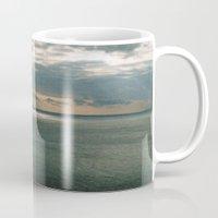 typo Mugs featuring typo by Richard PJ Lambert
