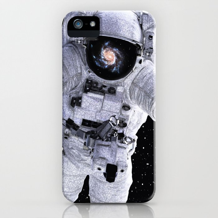 Astronaut iPhone Case