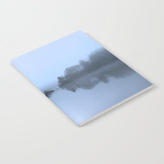 Blue mood Notebook