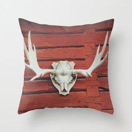 Trophy Throw Pillow