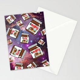 NUTELLA NEBULA Stationery Cards